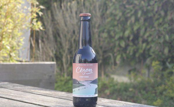 Brasserie de Cézon bière brune irlandanse stout